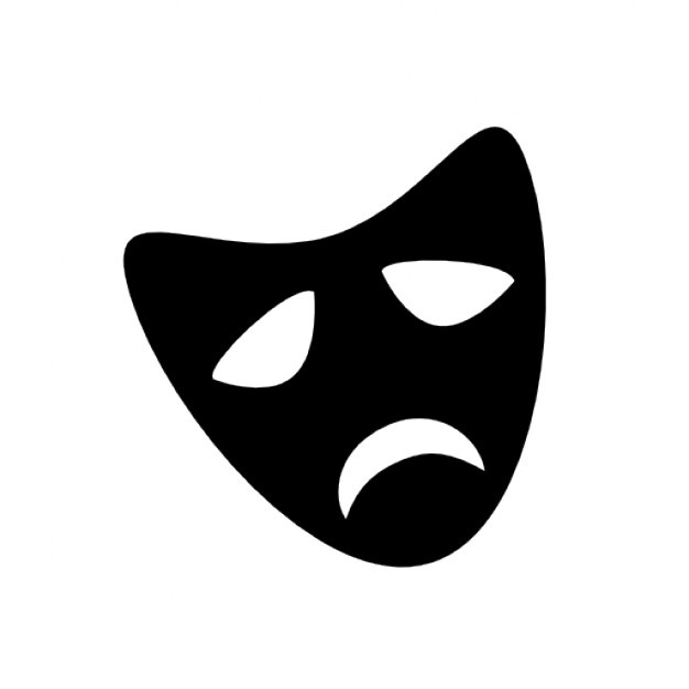 626x626 Tragedy Mask Vectors, Photos And Psd Files Free Download
