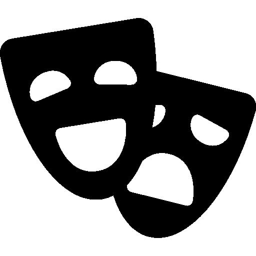 512x512 Drama Masks