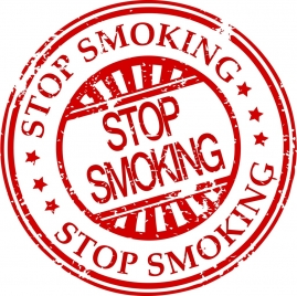 269x268 Stop Smoking Poster Pregnant Woman Silhouette Icon Design Vectors