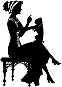 213x300 320 Best Silhouette Templates Images On Cartonnage