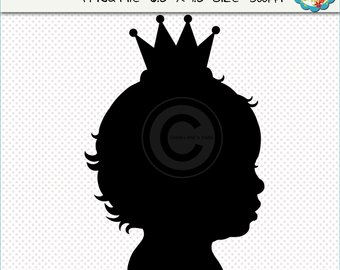 340x270 Little Boy Afro Hairstyle Silhouette African Boy Silhouette
