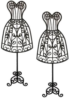 271x380 Dress Form