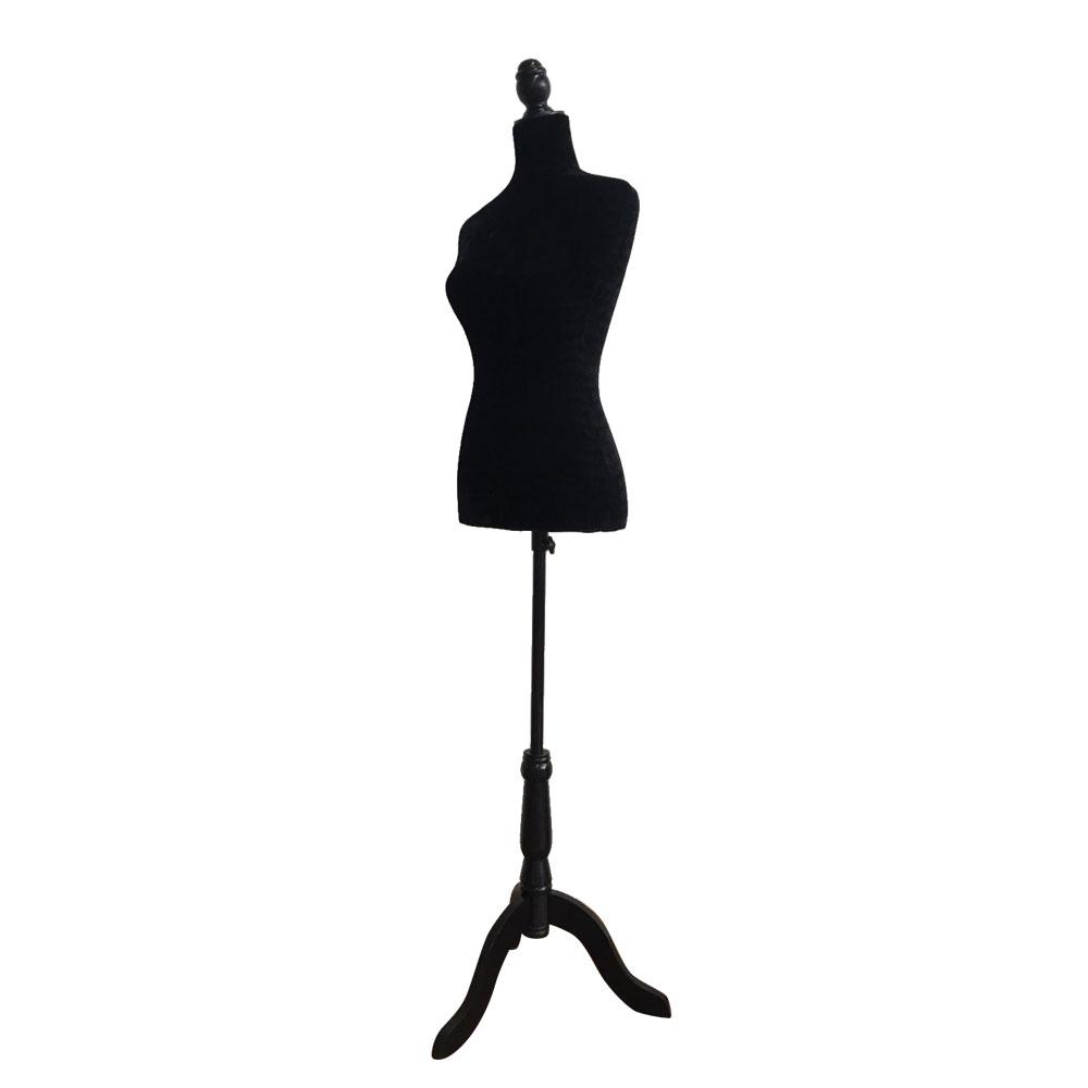 1000x1000 Female Mannequin Torso Clothing Dress Form Display W Black Ebay
