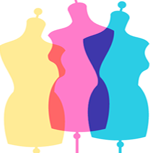 Dress Form Silhouette Clip Art