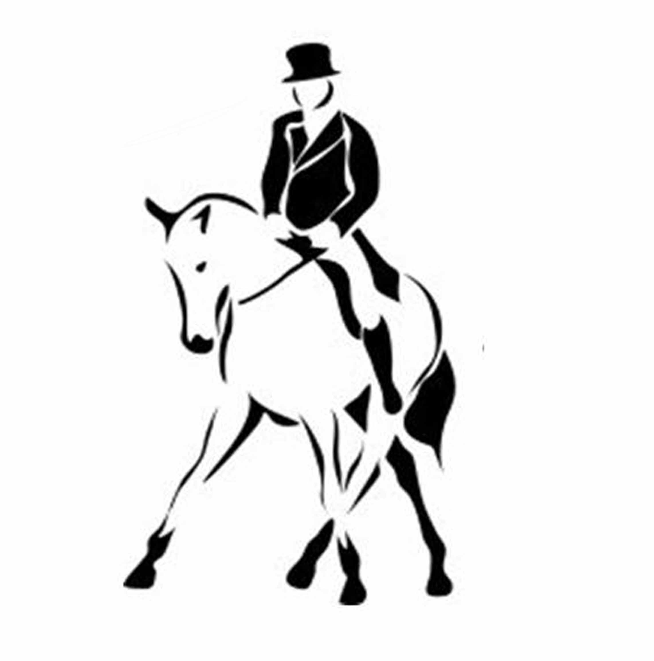 2283x2306 Dressage Clip Art Clasby Creations 2017 Inspirations