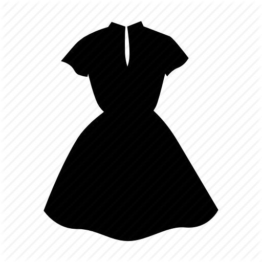 512x512 Clothes, Clothing, Dress, Dresses, Fashion, Shadow, Silhouette