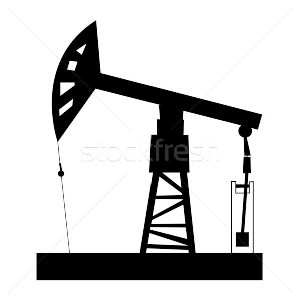 600x600 Oil Rig Clipart Texas