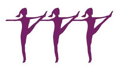 400x227 Dance Drill Team Silhouette Clip Art