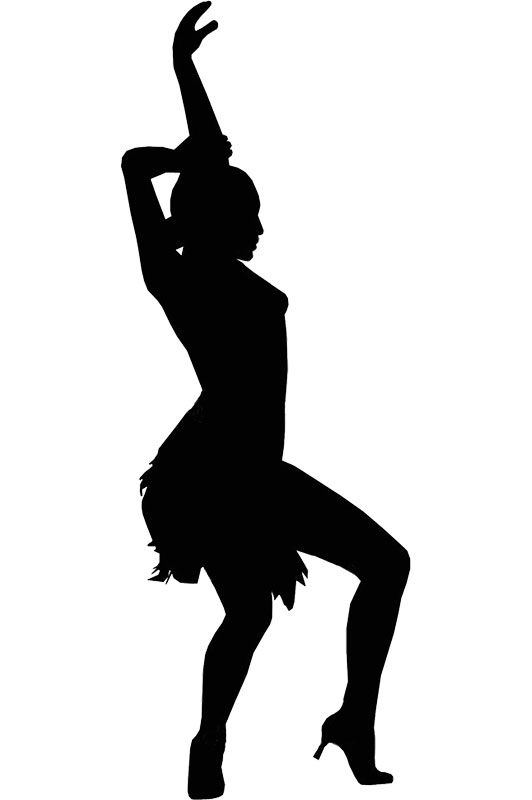drill team silhouette at getdrawings com free for personal use rh getdrawings com  free dance team clipart