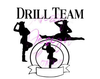 340x270 Drill Team Etsy