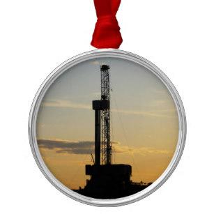 307x307 Oil Drilling Rig Ornaments Amp Keepsake Ornaments Zazzle