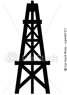 236x333 How To Draw An Oil Rig