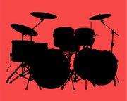 180x144 Drum Kit Clip Art, Free Vector Drum Kit