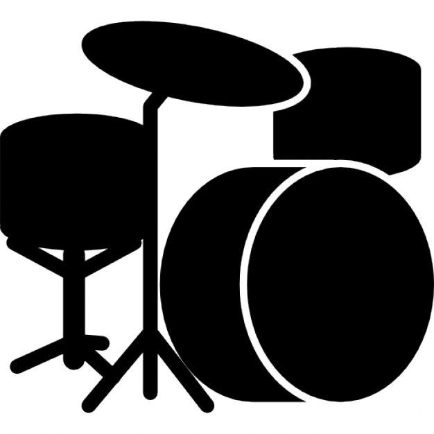 626x626 Drum Silhouette Vectors, Photos And Psd Files Free Download