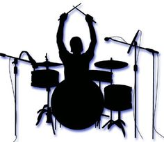 236x205 Drummer Silhouette Clip Art Drummer Silhouette. Stock Vector
