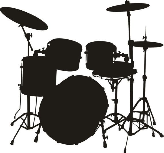 570x532 Per Other Pins About Silhouettes Of The Kids With Instruments (For