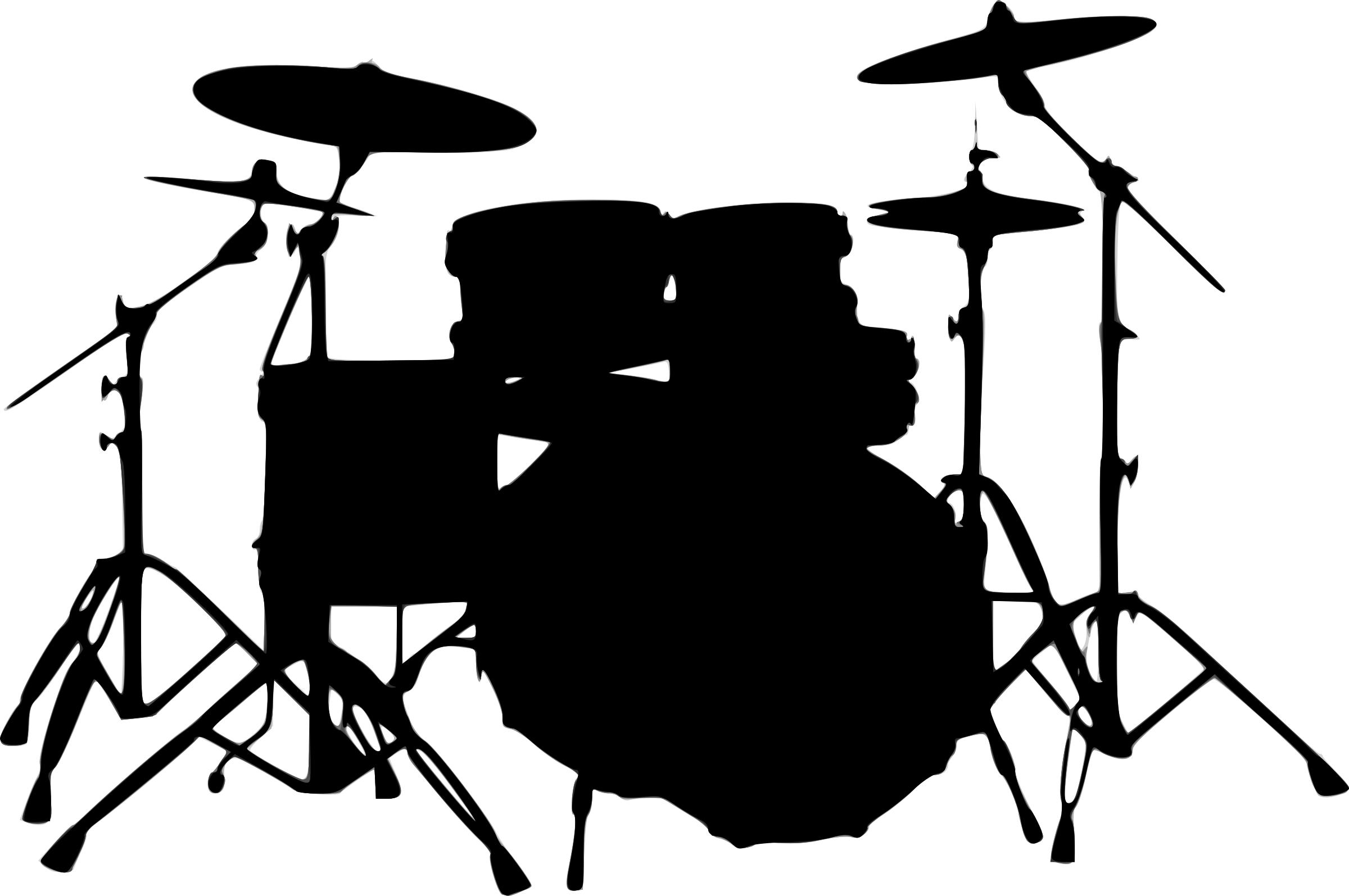 2400x1595 Silhouette Musique 01 Icons Png