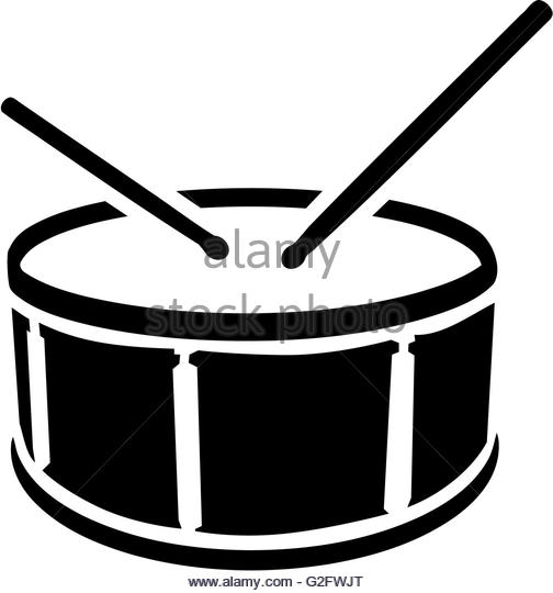 504x540 Drums Kit Silhouette Black And White Stock Photos Amp Images