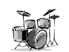 235x176 Drums Clip Art Clipart Collection