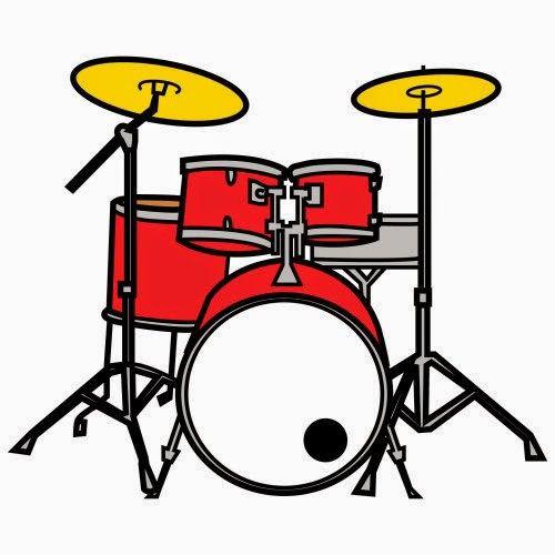 500x500 Bateria Color Daniel Drums, Quilling