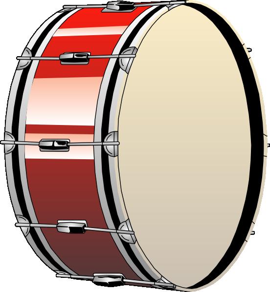 552x598 Snare Drum Silhouette Clipart