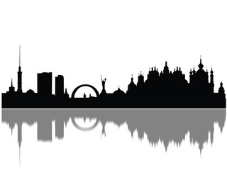 320x240 Search Photos City Silhouette