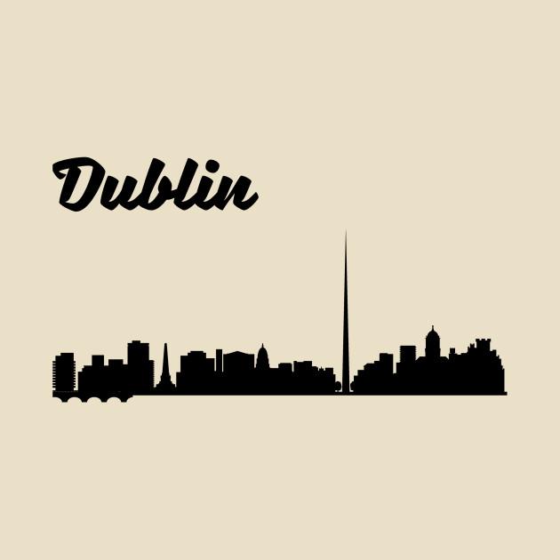 630x630 Dublin Skyline