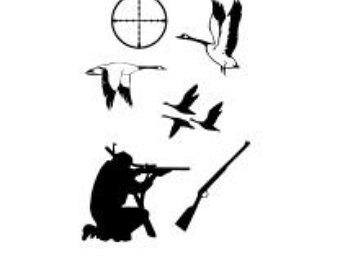 340x270 Duck Hunting Svg Etsy