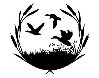 340x270 Clipart Images Of Duck Hunting