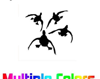 340x270 Geese Decal Etsy