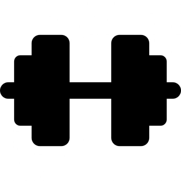 626x626 Dumbbell, Ios 7 Interface Symbol Icons Free Download