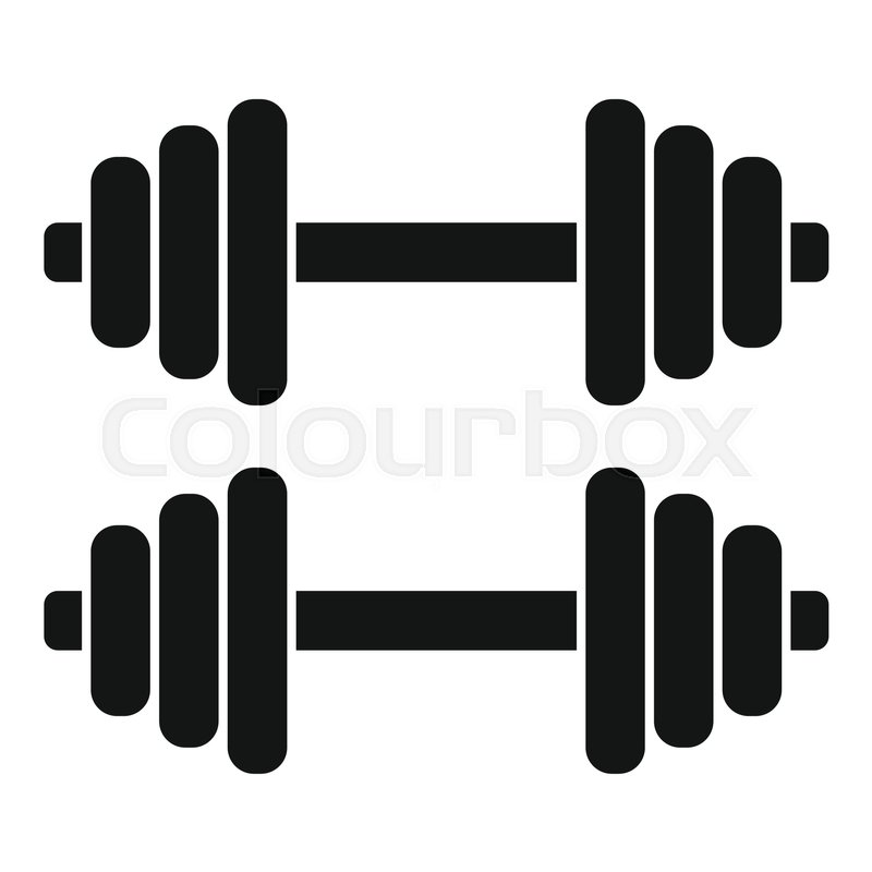 800x800 Free Dumbbell Icon 64328 Download Dumbbell Icon