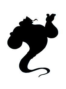 218x291 Disney Silhouettes Dumbo