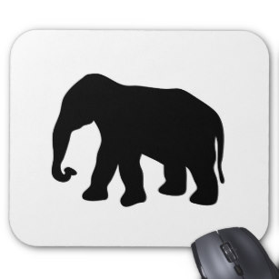 307x307 Dumbo Mouse Pads Zazzle