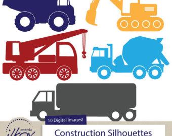340x270 Construction Clipart Truck Clipart Vehicles Clipart Crane