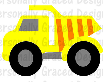 340x270 Dump Truck Svg Cut Files Eps Dxf Vector Clip Art For Cutting