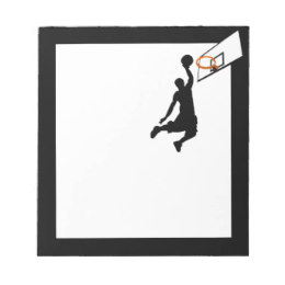260x260 Slam Dunk Player Silhouette Home Decor Amp Pets Products Zazzle
