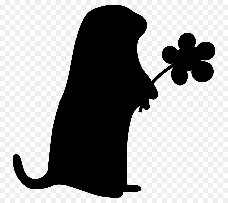 900x800 Groundhog Scalable Vector Graphics Autocad Dxf Silhouette Clip Art