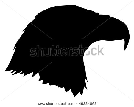 450x358 13 Eagle Silhouette Vector Images