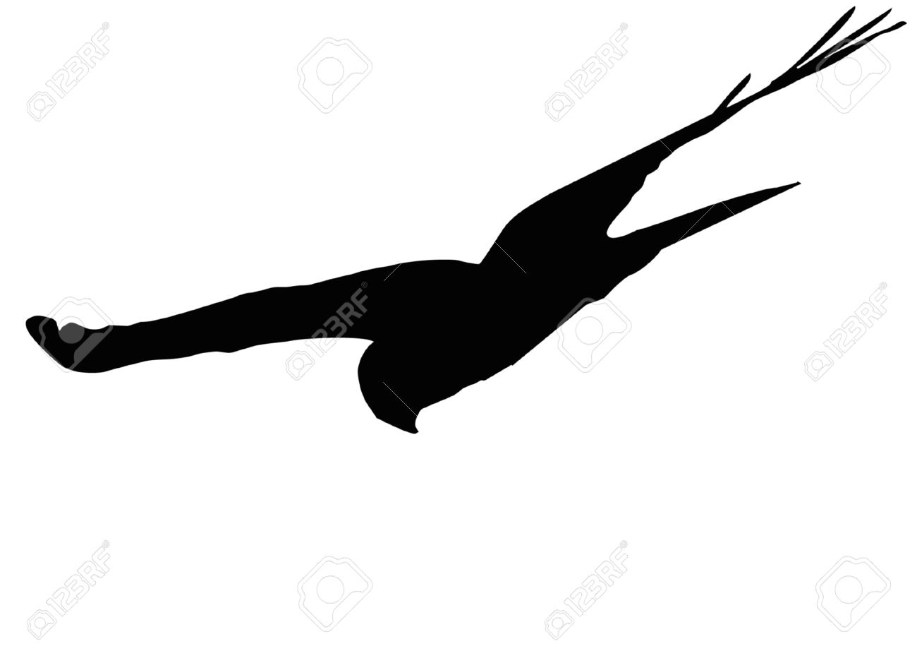 1300x939 Hawk Clipart Flight Silhouette