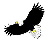 206x179 Free Eagle Clipart