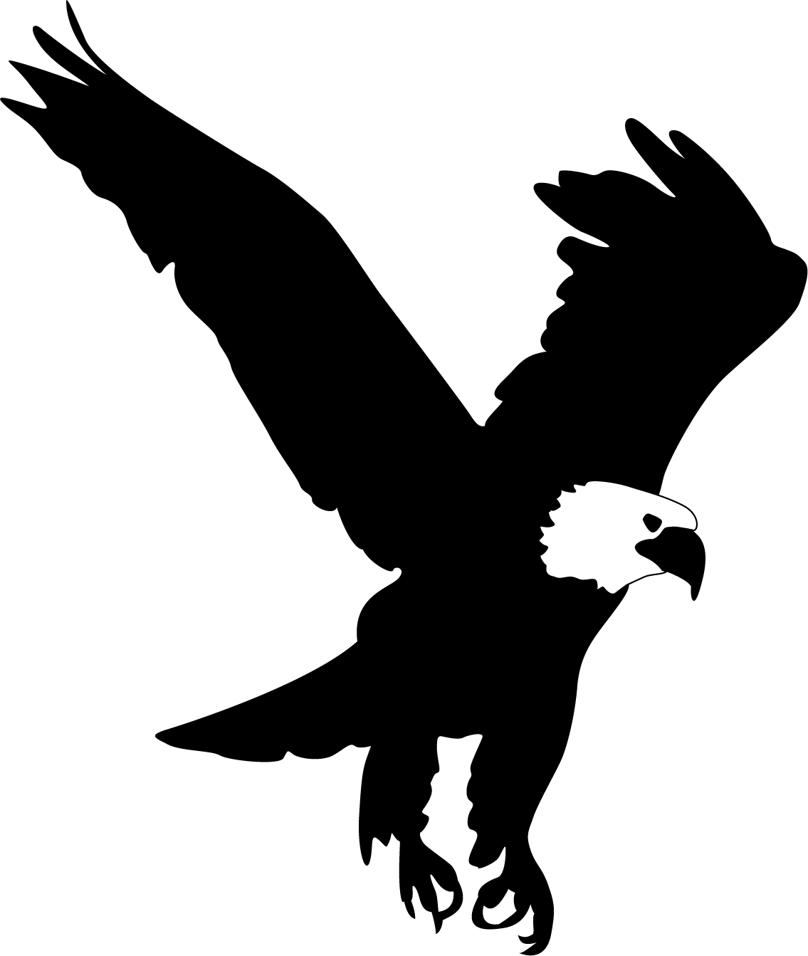 eagle silhouette clip art free at getdrawings com free for rh getdrawings com clip art of eagles clip art of eagles soaring