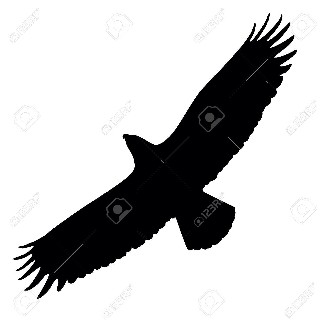 eagle silhouette tattoo at getdrawings com free for personal use rh getdrawings com Tribal Eagle Tattoo flying eagle silhouette tattoo