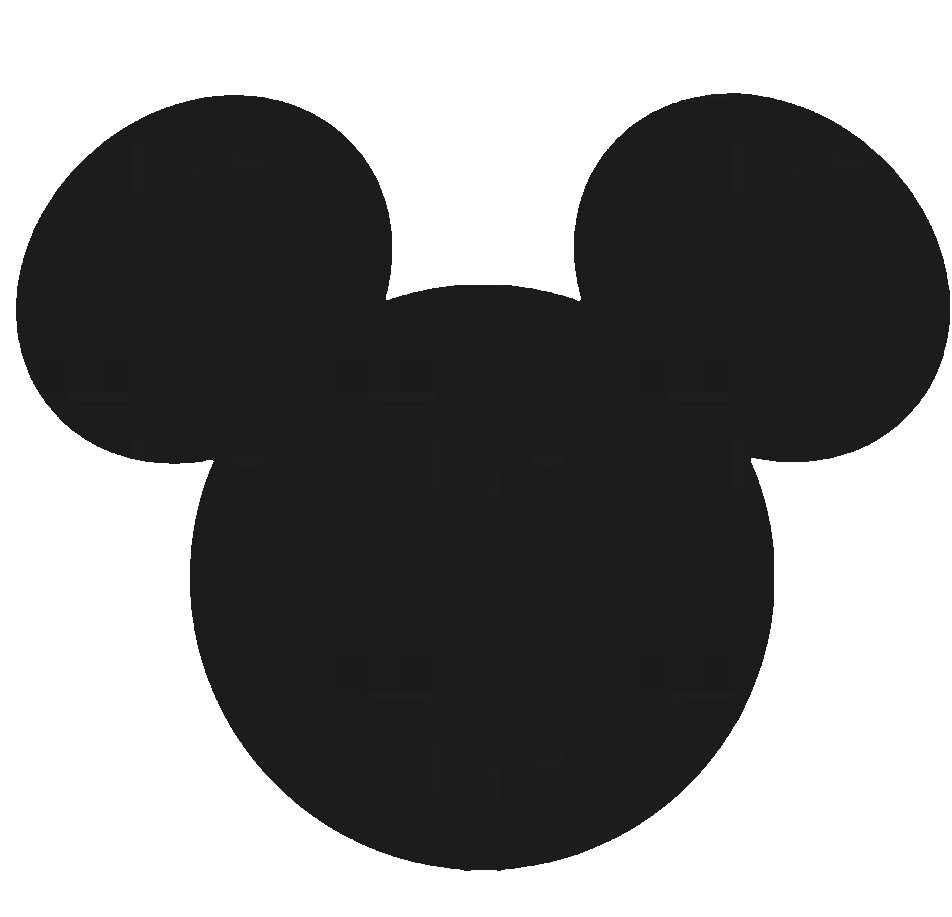 952x917 28 Images Of Fish Scale Template Mickey Mouse Head Silhouette