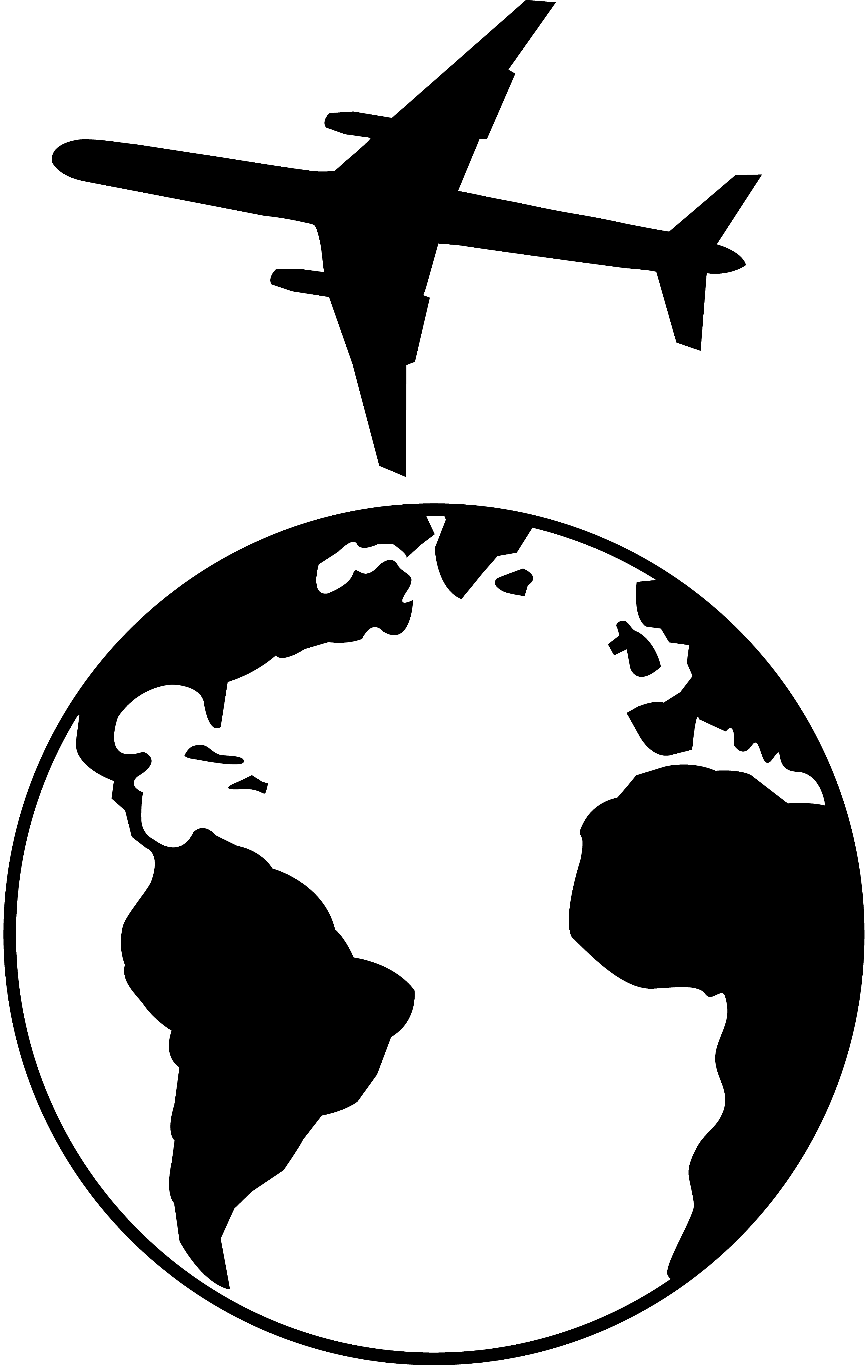earth silhouette at getdrawings com free for personal use earth rh getdrawings com  earth clipart black and white free