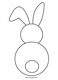Easter Bunny Silhouette Printable at GetDrawings.com | Free for ...