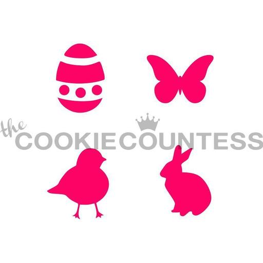 512x512 Easter The Cookie Countess