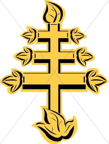 465x612 Simple Calvary Silhouette Crosses Cross Clipart