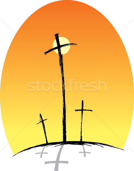 471x600 Crucifixion Stock Vectors, Illustrations And Cliparts Stockfresh
