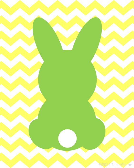 564x705 Easter Bunny Silhouette Printable Shadows Clipart Bunny 7